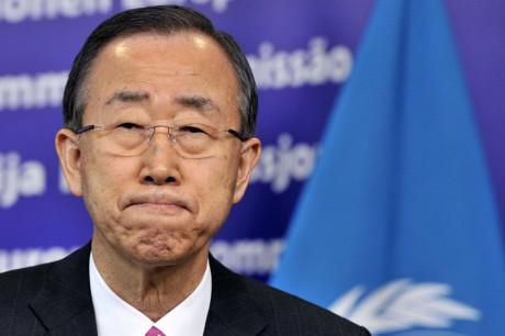 Ban Ki Moon - DR