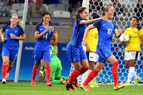 Des Bleues victorieuses - SIPANY/SIPA