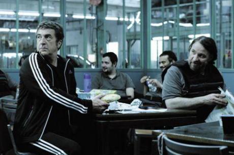 François Cluzet est Toni Musulin dans 11.6 - Photo Rhône-Alpes Cinéma