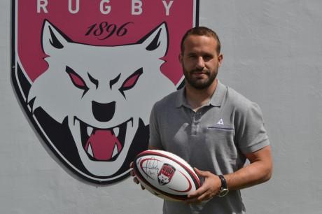 Frédéric Michalak au LOU - DR LOU Rugby