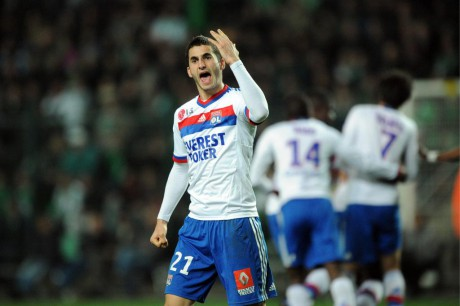 Maxime Gonalons - DR Foot01