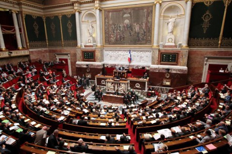 L'Assemblée nationale - DR