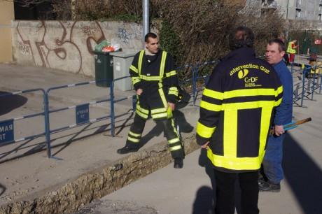 Les dispositions de sécurité ont été prises rapidement - LyonMag
