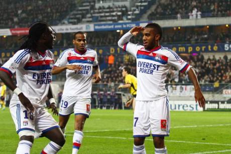 L'OL et Bastia ont joué un match fou au stade de Gerland - DR Foot01