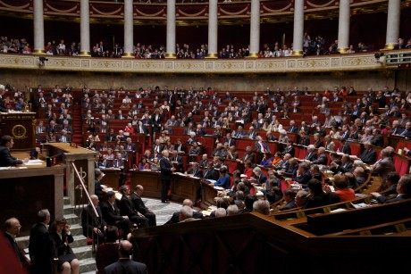Assemblée Nationale - DR