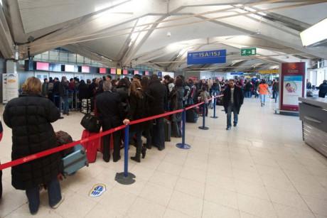 Aéroport de Lyon Saint-Exupéry - Maxppp