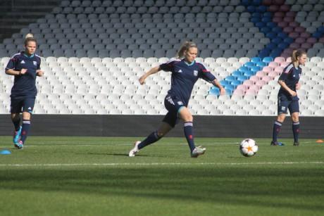 L'OL en grande forme malgré l'absence de Lara Dickenman - LyonMag