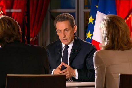 Nicolas Sarkozy - France 2
