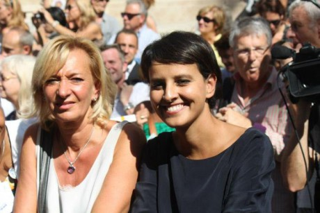 Najat Vallaud Belkacem - Photo LyonMag