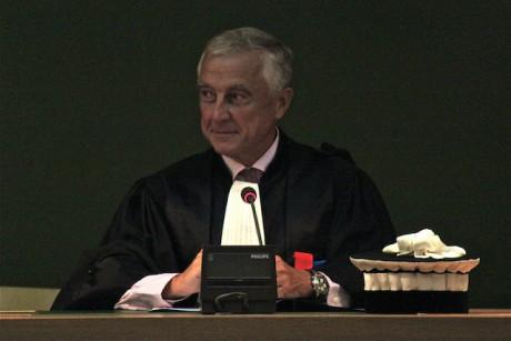 Paul-André Breton, nouveau président du TGI de Lyon - LyonMag