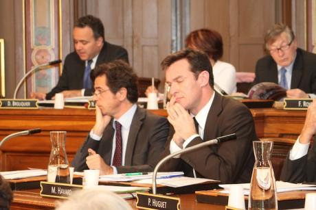 Emmanuel Hamelin et Michel Havard, seuls candidats déjà déclarés avec Georges Fenech - LyonMag