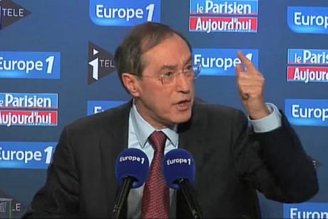 Claude Guéant à propos de l'affaire Neyret :