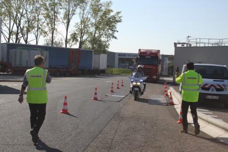Plus de vingt camions contrôlés au tunnel de Fourvière par la Dreal - LyonMag