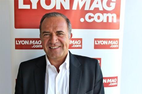 Eric Pelet - Photo Lyonmag.com