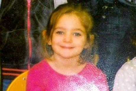 La petite Fiona, dont le corps n'a jamais été retrouvé - DR