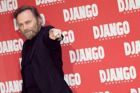 Franco Nero avait un tout petit rôle dans Django Unchained - DR