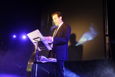 Michel Havard lors de son meeting à la Ficelle - LyonMag