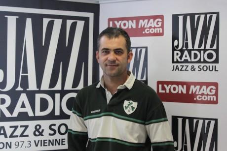 Franck Buronfosse - LyonMag/JazzRadio