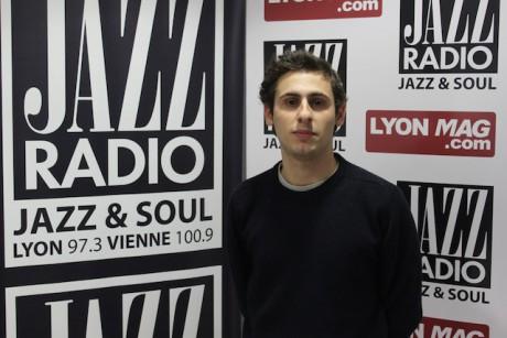 Maxime Verner - JazzRadio/LyonMag