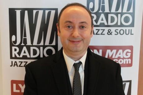 Laurent Abitbol - JazzRadio/LyonMag