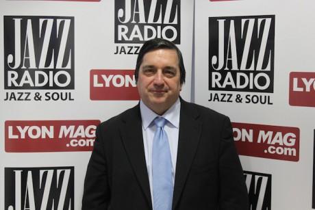 Yves Fournel - JazzRadio/LyonMag