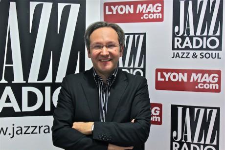 Lionel Lassagne - JazzRadio/LyonMag
