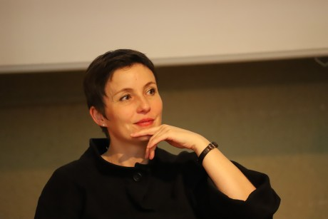 Aline Sam-Giao directrice de l'auditorium national de Lyon