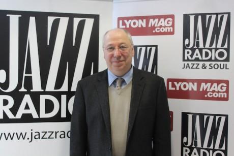 Le Dr Raphaël Nogier - LyonMag/JazzRadio