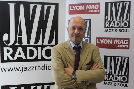 Jean-François Bouchard - LyonMag/JazzRadio