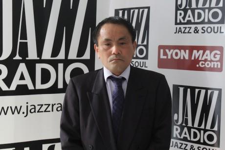 Le Consul du Japon à Lyon, Shuji Noguchi - LyonMag/JazzRadio