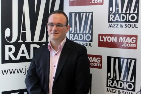 Damien Abad - LyonMag/JazzRadio