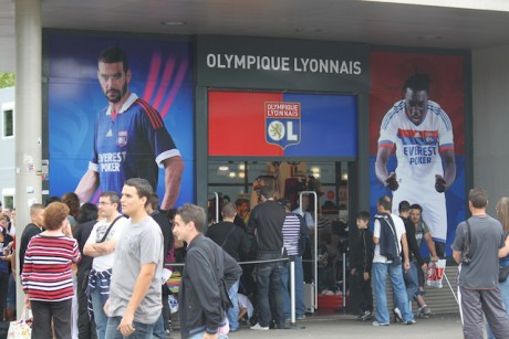 L'OL Store - LyonMag