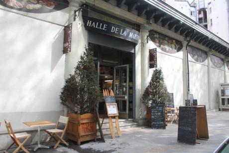 La Halle de la Martinière - LyonMag