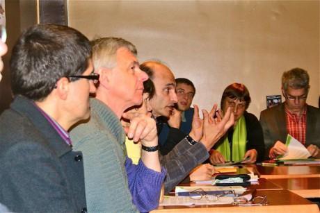 Les élus Verts emmenés par Etienne Tête - LyonMag