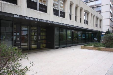 Tribunal administratif de Lyon - DR