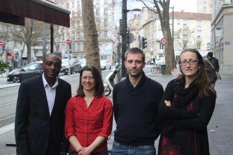 Les quatre candidats PCF du Rhône - LyonMag