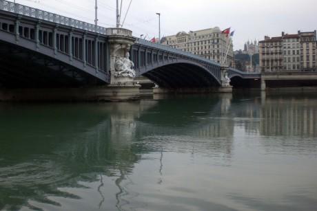 Le pont de la Guillotière - DR