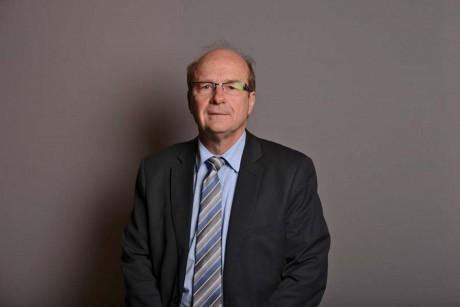 Jean-Michel Longueval, le nouveau maire de Bron - DR