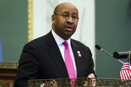 Michael Nutter maire de Philadelphie - Photo DR