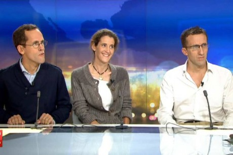 La famille Moulin-Fournier - DR/France 2