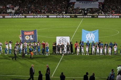 Coup d'envoi du match à 21h - Lyonmag