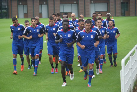 Coup d'envoi du match face à Valenciennes à 17h au stade de Gerland - Photo Lyonmag.com