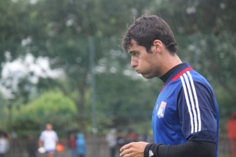 Coup dur pour l'OL avec cette nouvelle blessure de Gourcuff - Photo Lyonmag.com