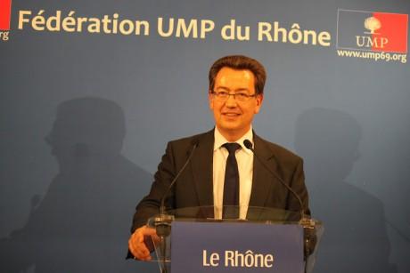 Philippe Cochet. Photo LyonMag.com