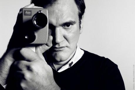 Quentin Tarantino - Photo DR.