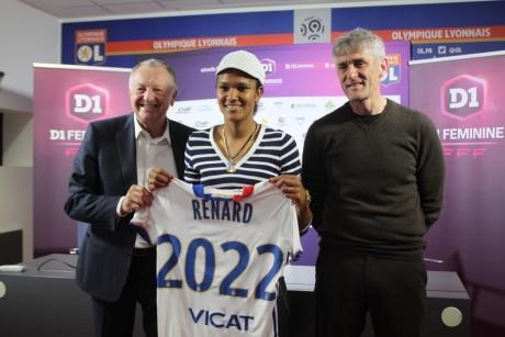 Wendie Renard - LyonMag
