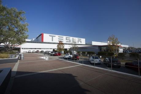 L'usine californienne de Tesla, à Fremont - Image Tesla