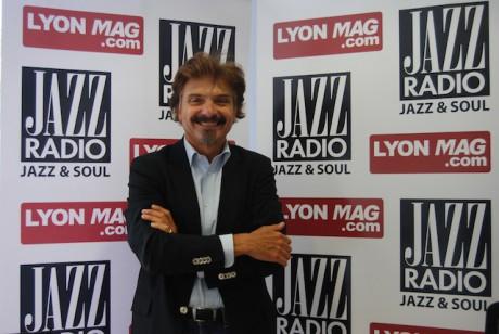 Thierry Raspail, directeur artistique de la Biennale d'art contemporain - LyonMag/Jazz Radio