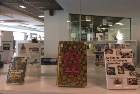 Bibliothèque Clémence Lortet - LyonMag