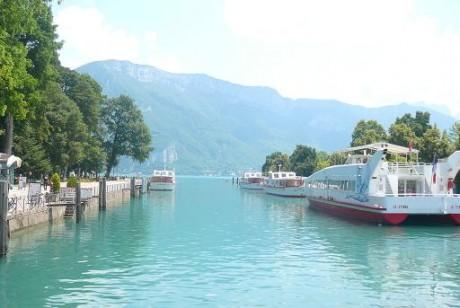 Le lac d'Annecy - LyonMag